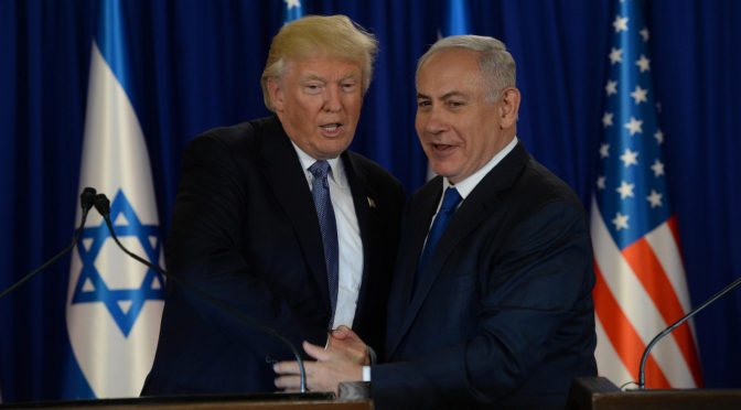 Ambassadflytten hårt slag mot fredsprocessen