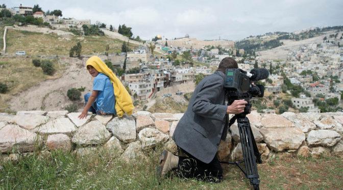 Jerusalems många ansikten