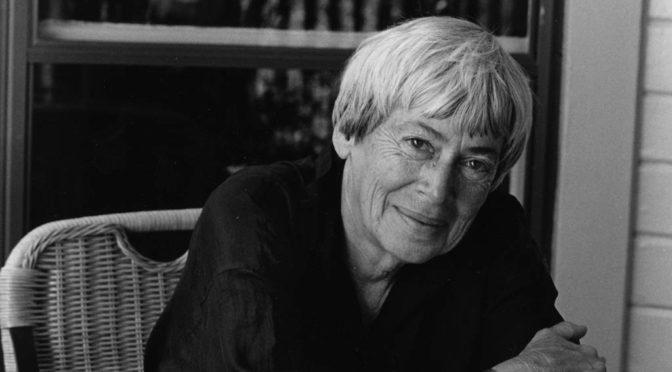 Ursula Le Guin gjorde världen större