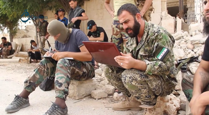 Rojavas gräsrotsdemokrati skrämde Erdoğan till anfall