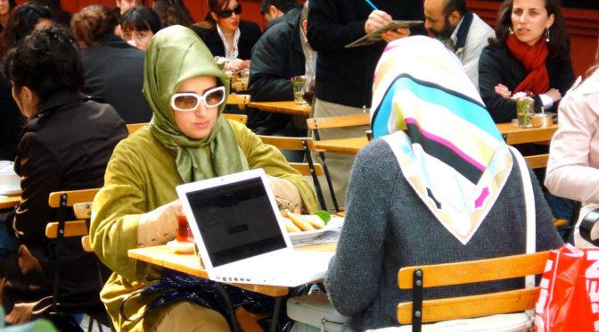 Kvinnorna i kulturkrigets frontlinje