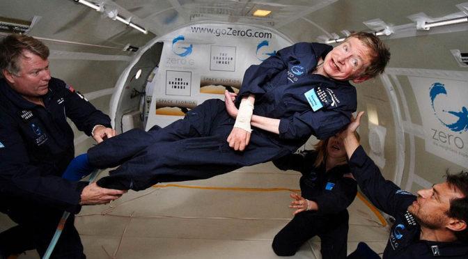 Stephen Hawking: socialisten som ville till stjärnorna