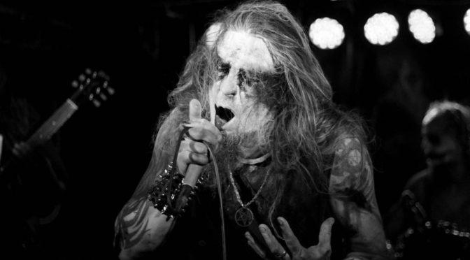 Då Sara Danius avgick lyssnade jag på black metal