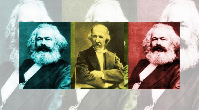 Marx och Topelius 1818–1918–2018