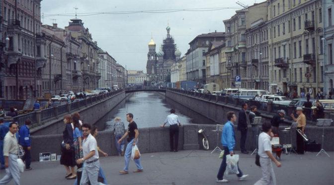 Om religion, nationalism och Rysslands väg