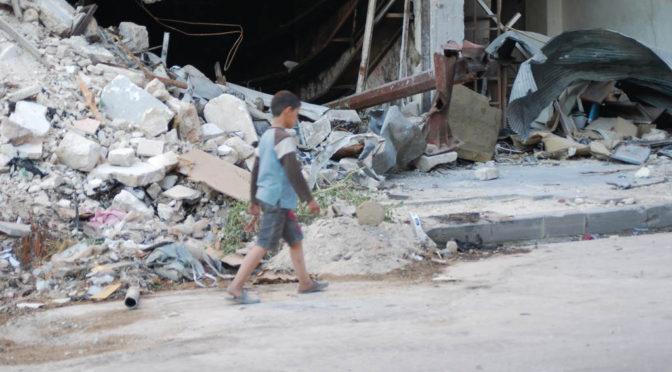 Vad har skett i Syrien?