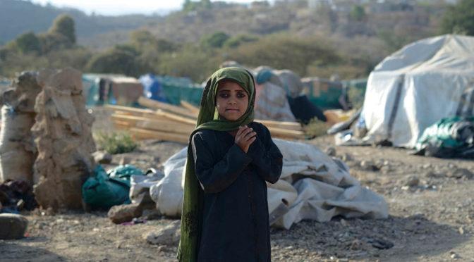 Med läkare och fotografer  i krigets Jemen