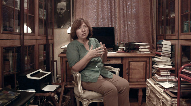 """Det främmande huset: """"Ljubov"""" – en essäfilm om kärlek"""
