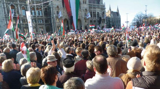 Exporterar Ungern illiberalism?