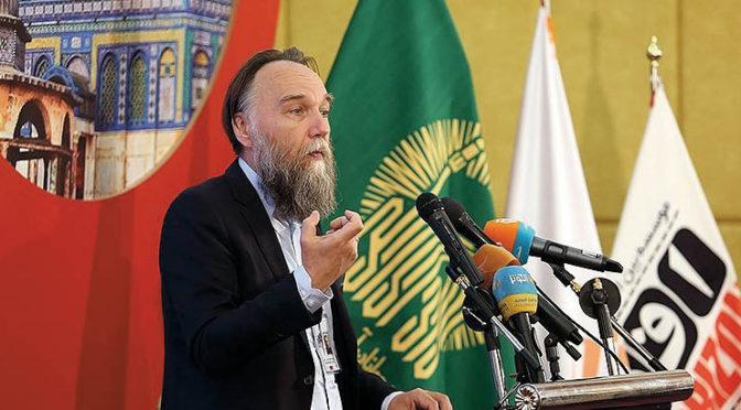 Dugin, Putin eller kyrkan – vem styr Kreml?
