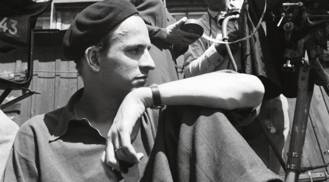 Ingmar Bergman, såsom i en spegel