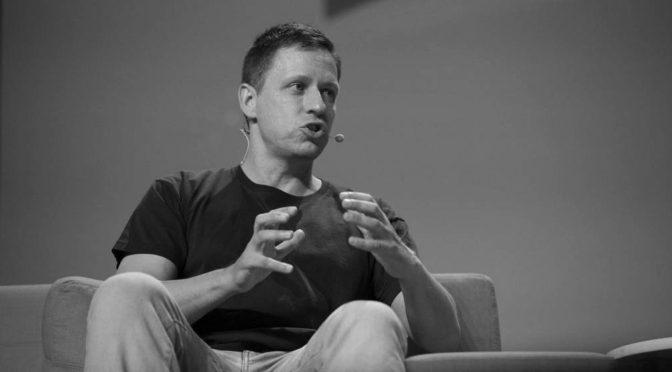 Vad vi kan lära oss av Peter Thiel, högerintellektuell och riskinvesterare