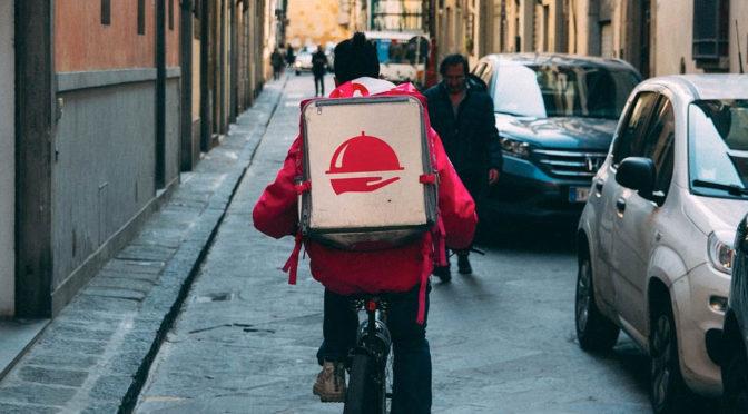Om vikten av att göra Foodoras cykelbuds fackliga kamp synlig
