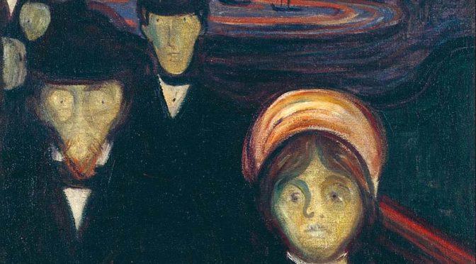 Knausgård klarade Munch-panik