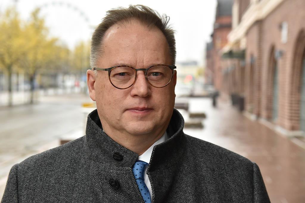 Porträtt av Antti Loikas.